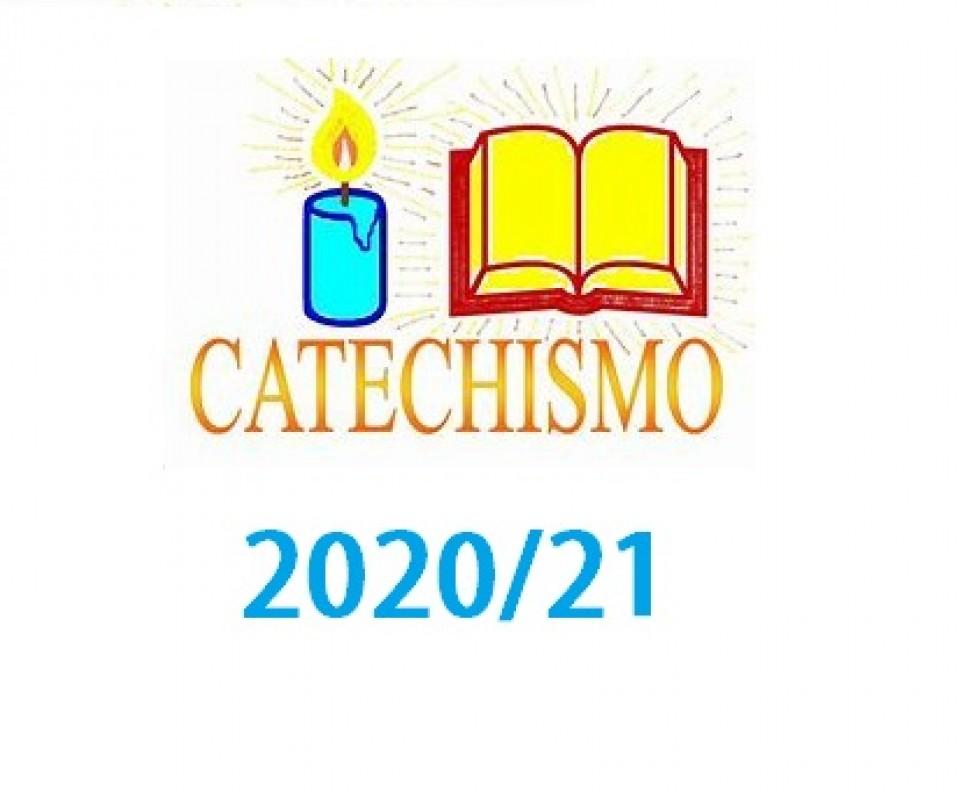 Modulo per l'iscrizione al catechismo 2020/21