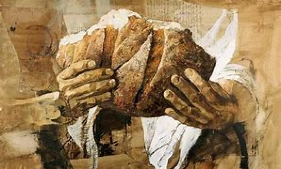 Il pane a casa tua